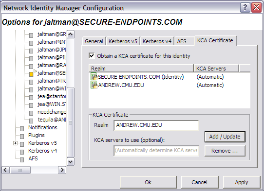 Secure Endpoints Inc